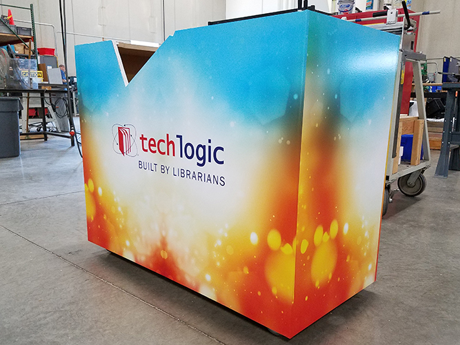 Large Format Print - Techlogic Wrap - Impression Signs and Graphics