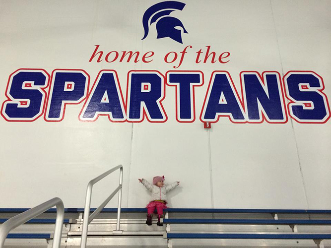 Inver Grove Heights Spartans - Wall Graphics - Impression Signs and Graphics